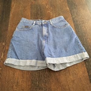 Vintage Riders by Lee High Waisted Shorts
